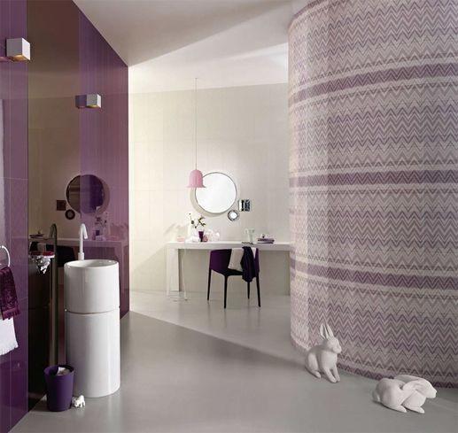 Edil orzi rivenditore materiale edile per la casa - Piastrelle bagno viola ...